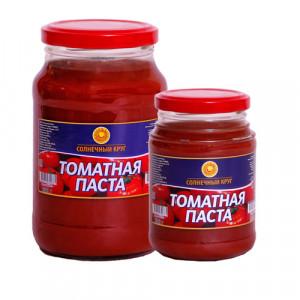 Томатная паста ТУ 20-23% с.в.